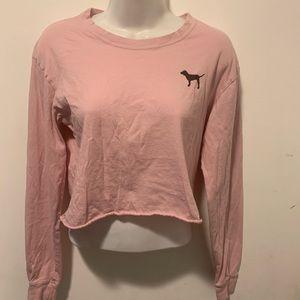 Pink Victoria Secret Top XS